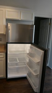 NEW fridge!