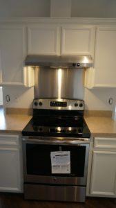 brand new stove & oven